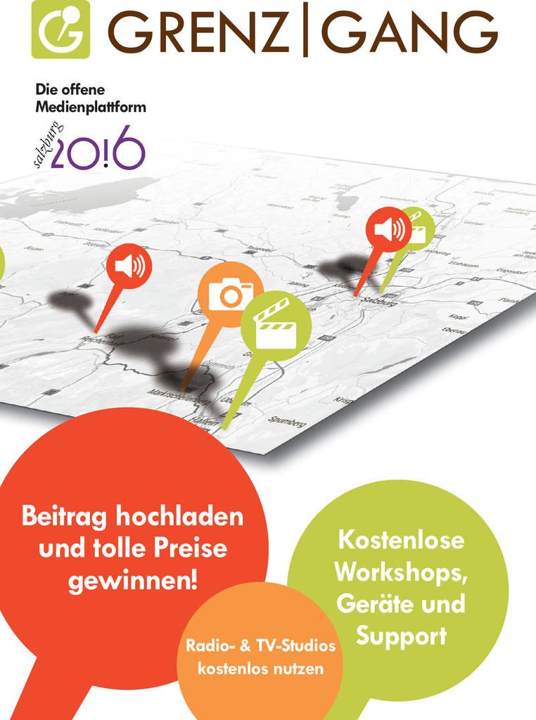 Offenes Medienprojekt für junge Menschen im EuRegio-Raum