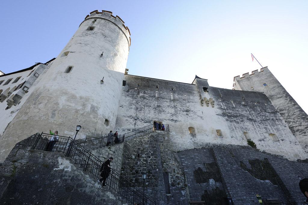Abendführung auf der Festung Hohensalzburg