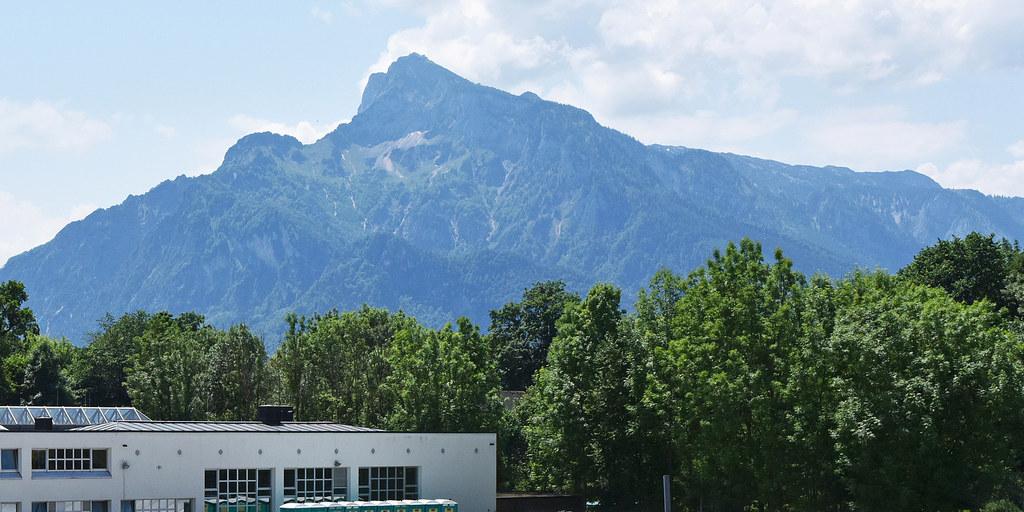 Der Untersberg ist Schauplatz einer Katastrophenschutzübung