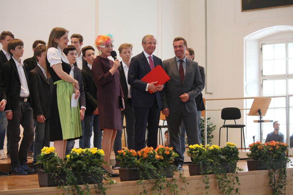 Tag der Stimme – Tag des Singens. Der erste Music Teacher Award wurde an Mag.a E..