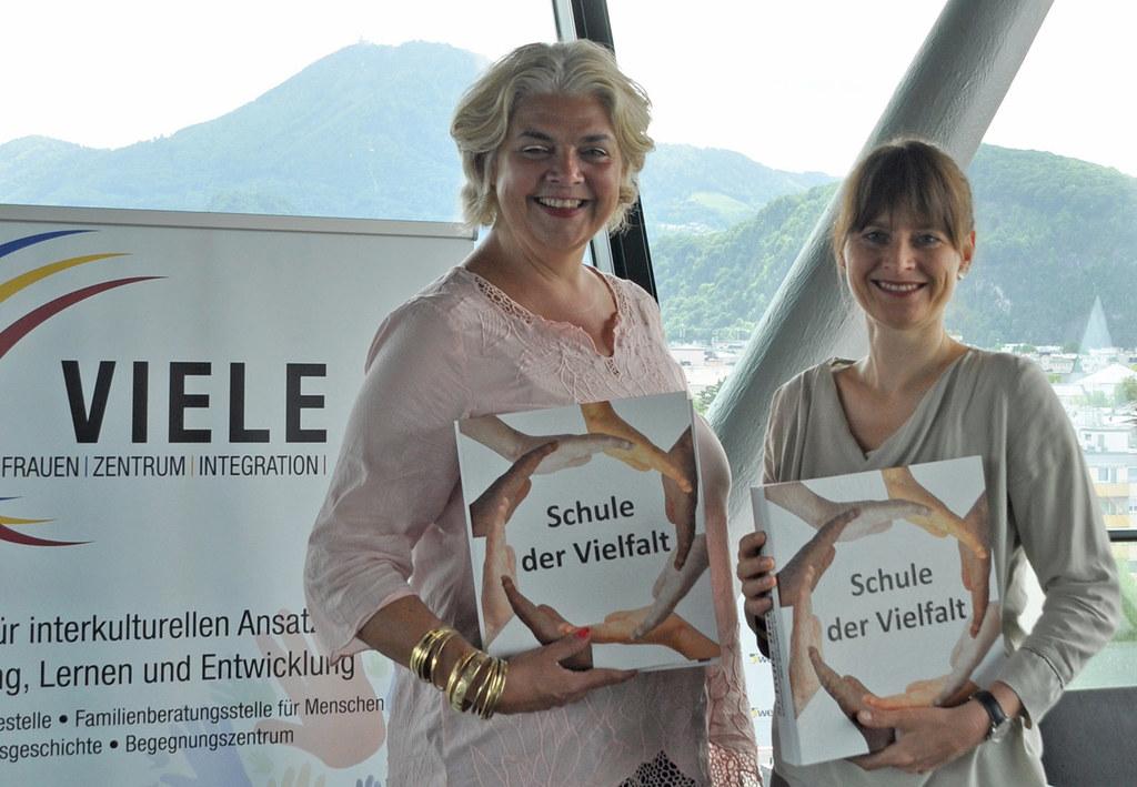 Bürgermeister-Stellvertreterin Anja Hagenauer und Landesrätin Martina Berthold