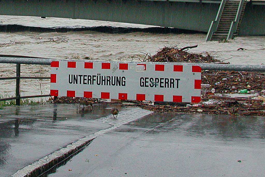 Derzeit keine Hochwassergefahr an Salzach und Saalach