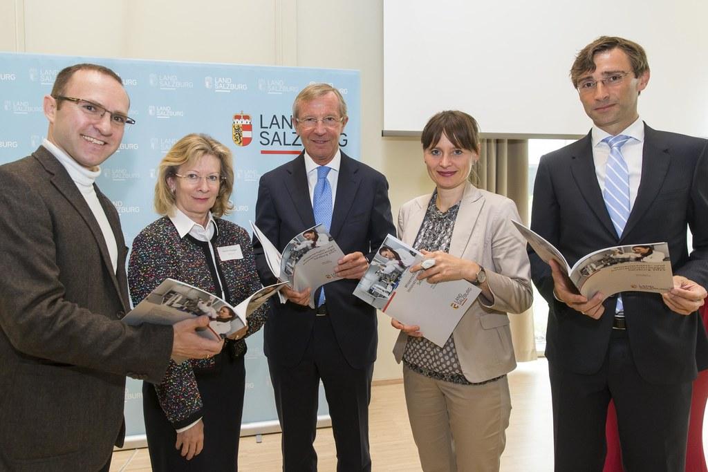 Präsentation der Wissenschafts- und Innovationtsstrategie Salzburg, Alexander Pe..