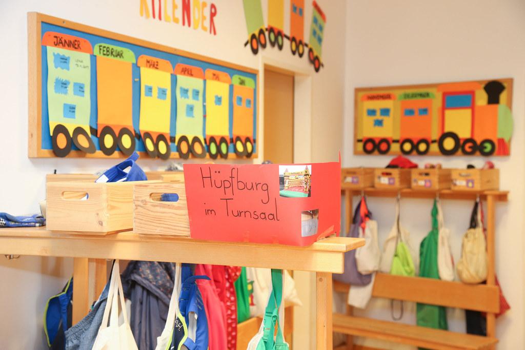 Aus dem Gemeindeausgleichsfonds wird u.a. der Um- oder Neubau von Kindergärten u..