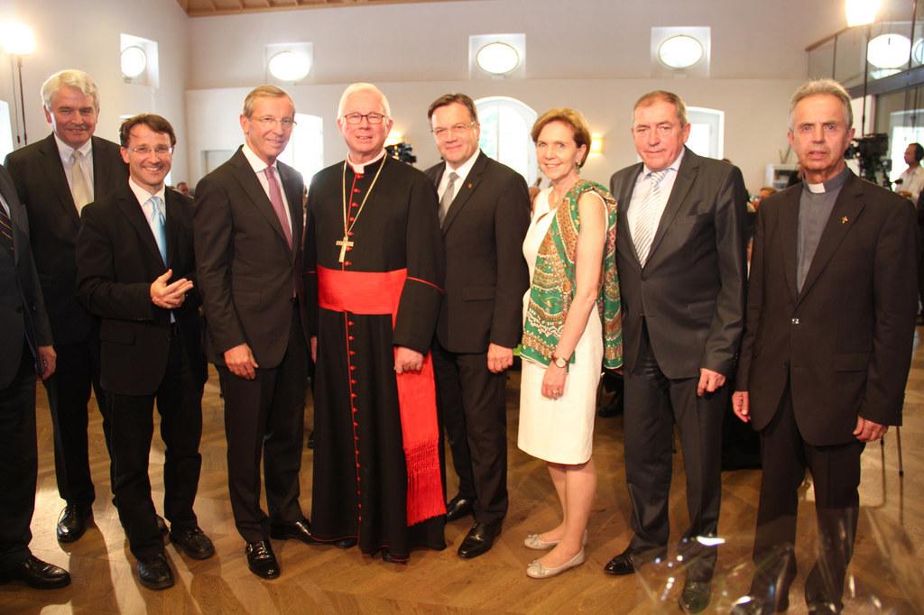Univ. Prof. Dr. Heinrich Schmidinger (Rektor der Universität Salzburg), Univ.Pro..