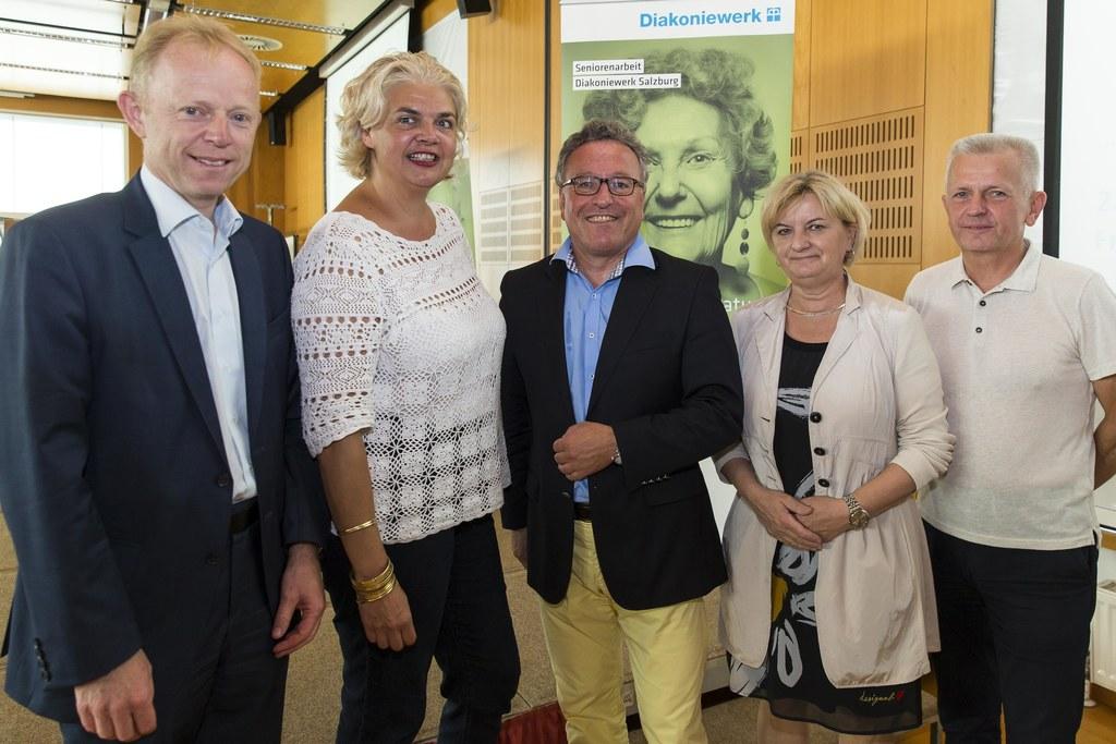 Tagung Diakoniewerk zum Thema: Sucht und Abhängigkeit bei Seniorenpflege, im Bil..