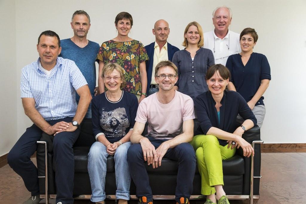 Bürgerinnen- und Bürgerrat im Gespräch mit der Politik zum Thema Integration: (s..
