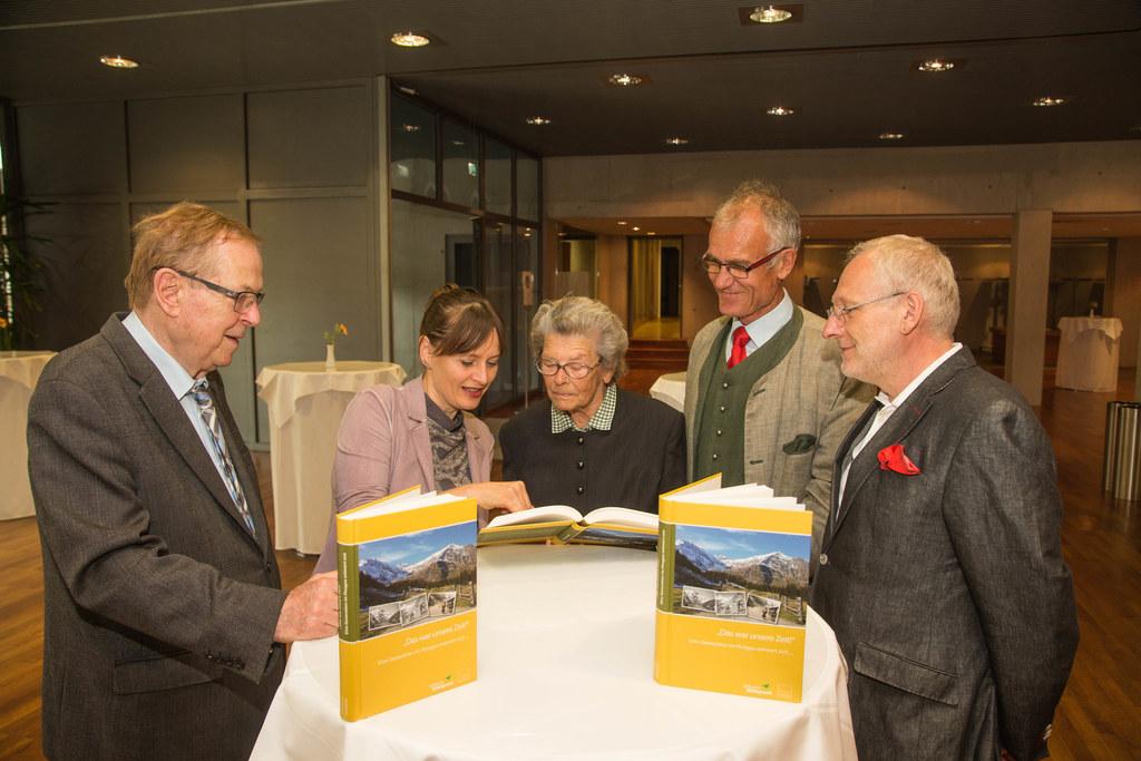 Vor rund einem Jahr wurde der Band über den Pinzgau präsentiert: Wilhelm Klepsch..