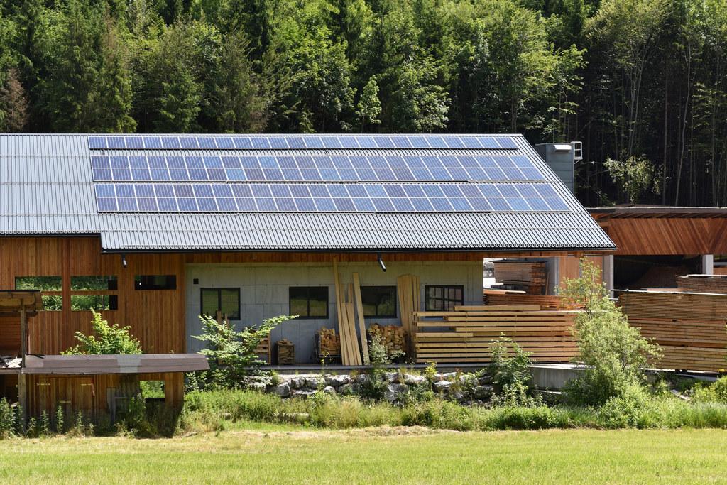 Photovoltaik-Anlagen sind im Land Salzburg weiterhin gefragt.