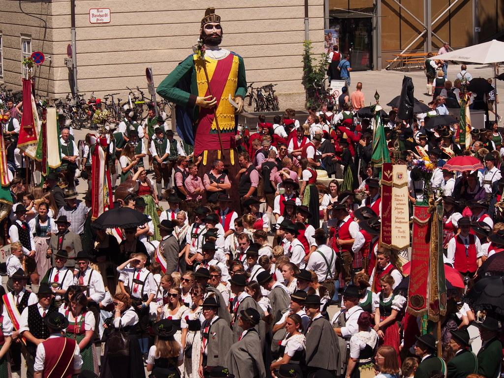 Fest der Volkskulturen