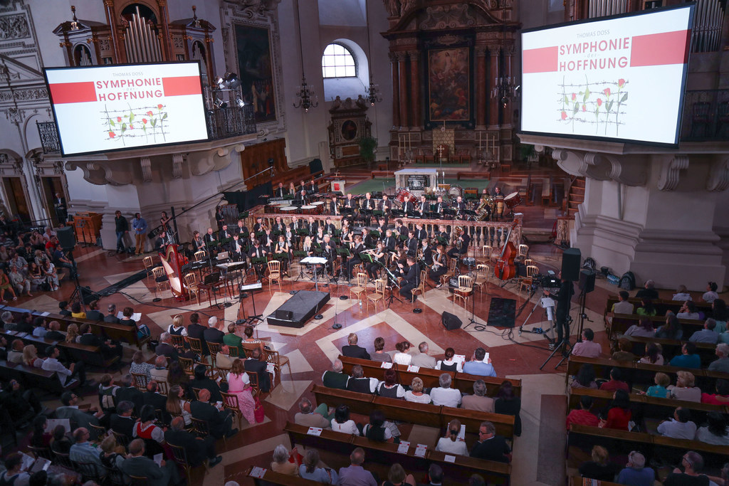 Symphonie der Hoffnung in ORF III