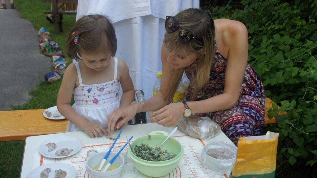 Sommerfest Landeskindergarten Schanzlgasse