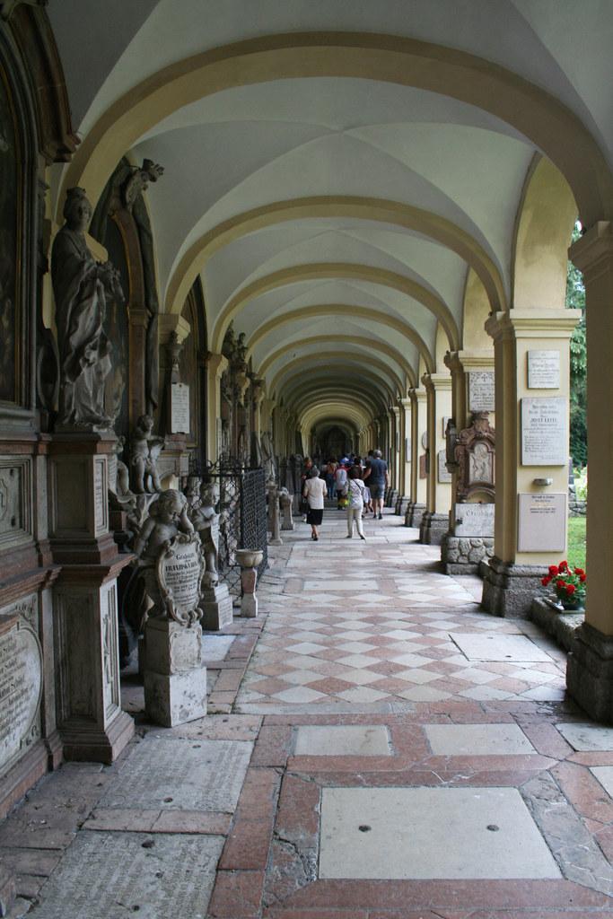 Der Sebastiansfriedhof