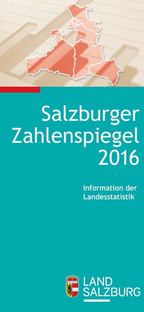 Salzburger Zahlenspiegel 2016