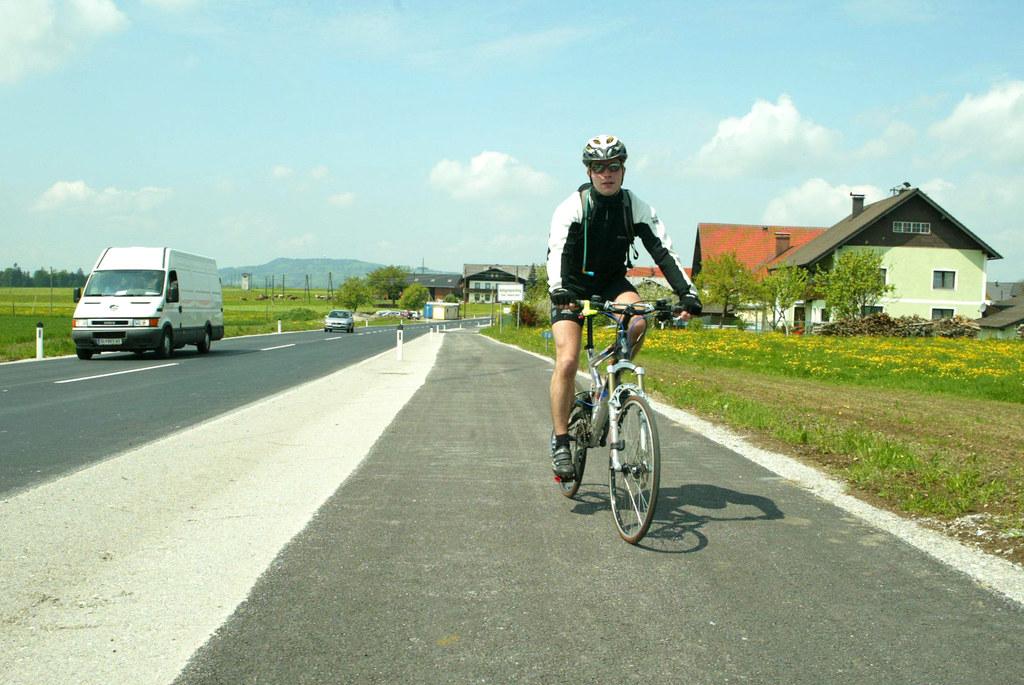Land Salzburg investiert in den Radwegebau
