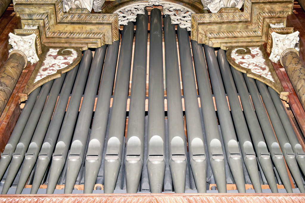 Kirchenmusik ist einer der Schwerpunkte zum Jubiläum 20.16