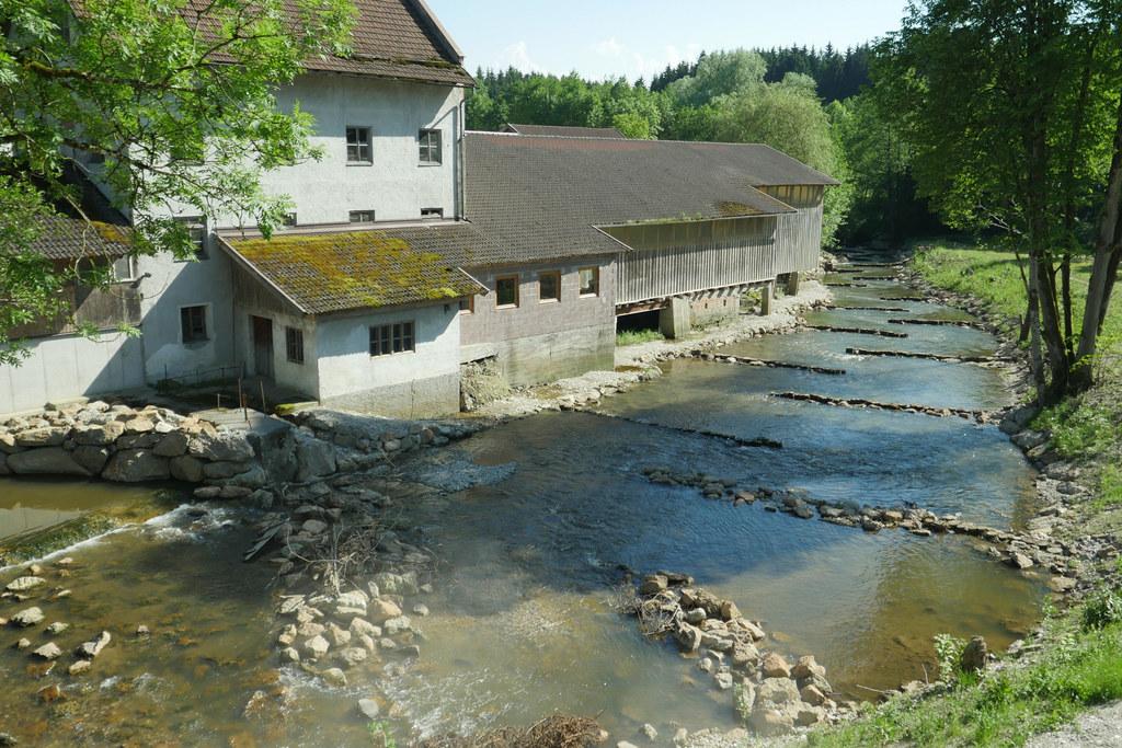 Hochwasserschutz Oichten