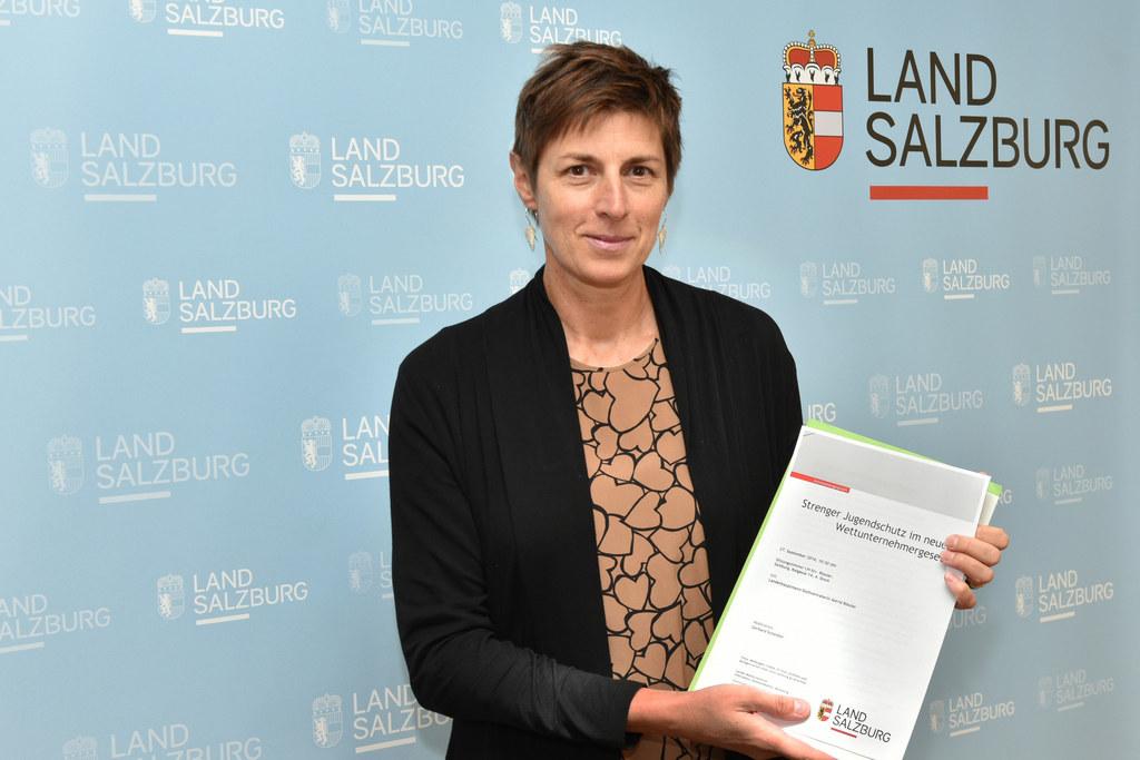 Landeshauptmann-Stellvertreterin Astrid Rössler