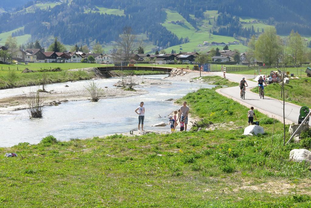 Hochwasserschutz Altenmarkt
