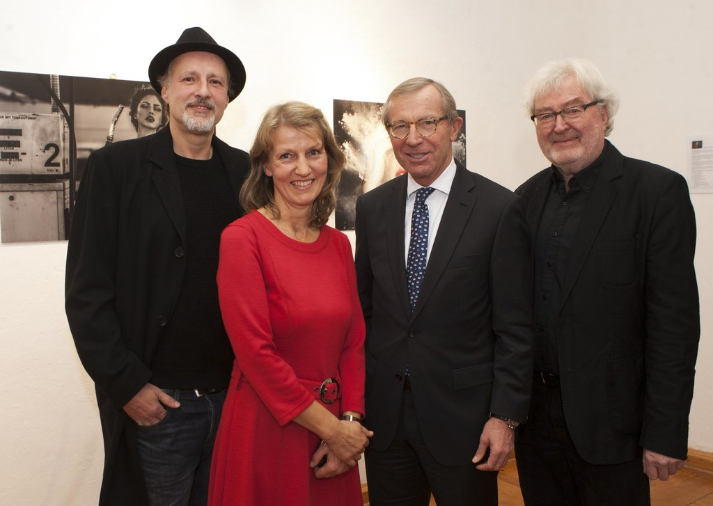 Joachim Bergauer (Fotograf und Preisträger Karl-Weiser-Preis 2016), Cäcilia Gabr..