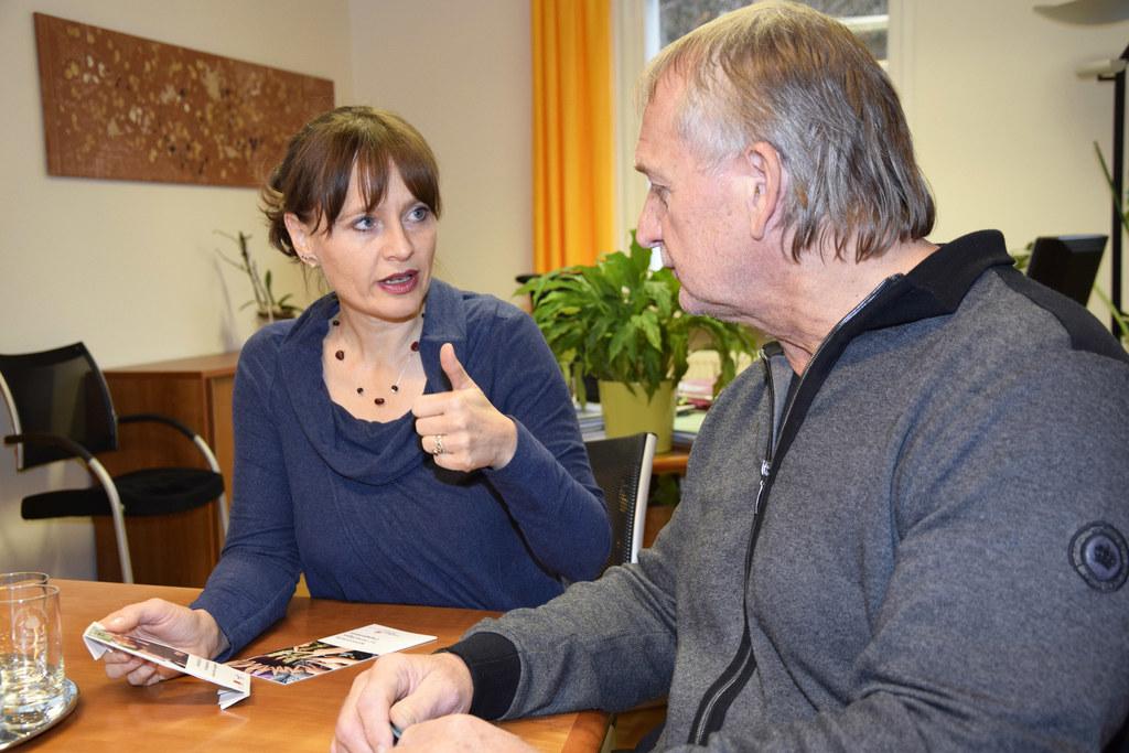 Freiwilligenzentrum Salzburg startet Generation 55 plus