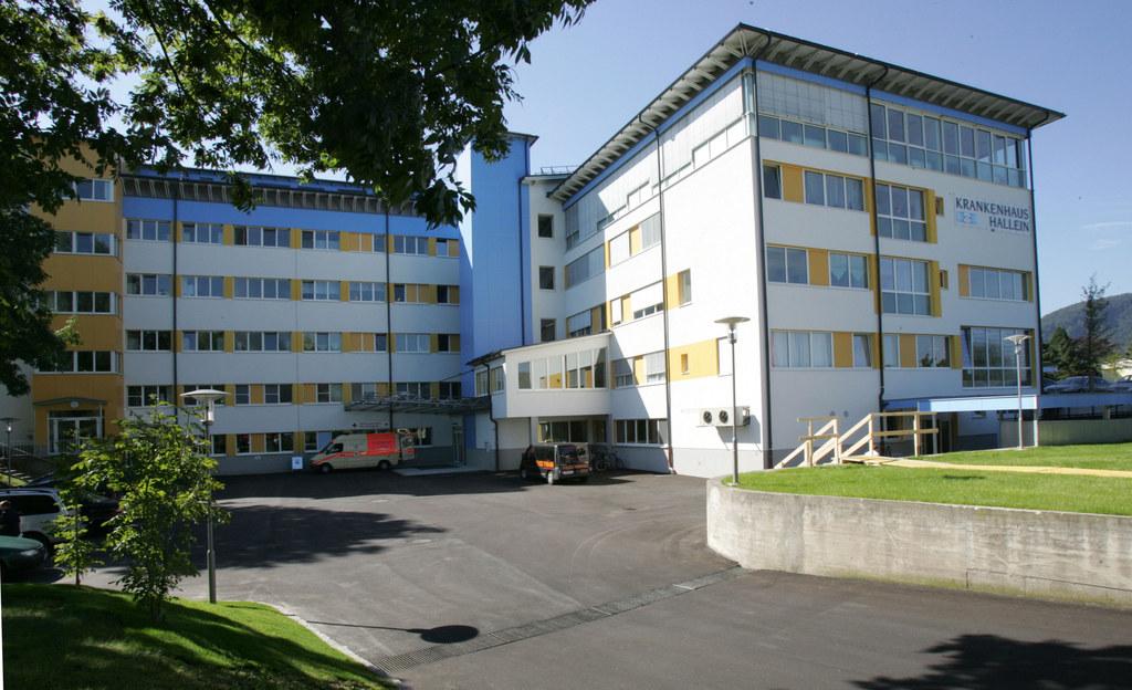 ELGA-Start in den Krankenhäusern in Hallein (im Bild) und Schwarzach.