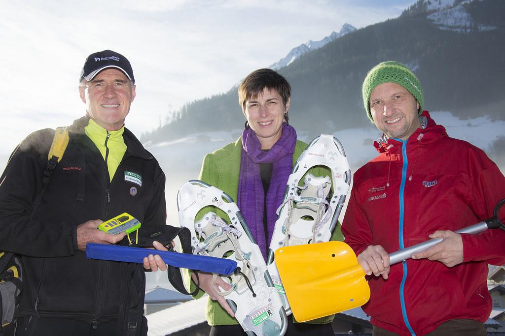Nationalpark-Referentin und Landeshauptmann-Stellvertreterin Astrid Rössler, Nat..