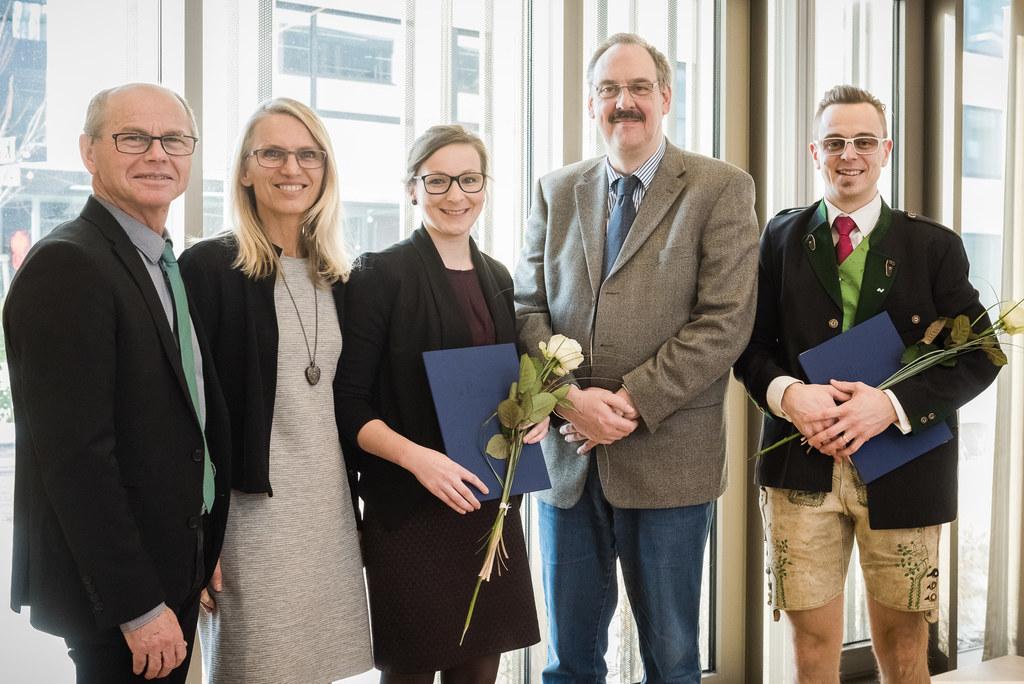 Landeshauptmann-Stellvertreter Christian Stöckl, Gabriele Hohenwarter, Elisabeth..