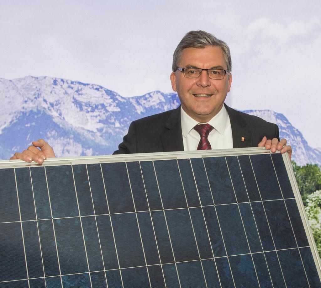 Energiereferent Landesrat Josef Schwaiger.