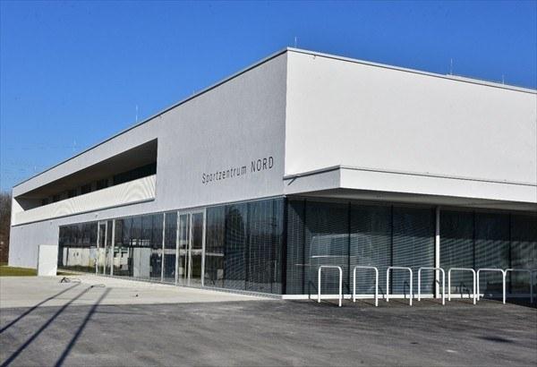 Eröffnung Sportzentrum Nord in der Stadt Salzburg