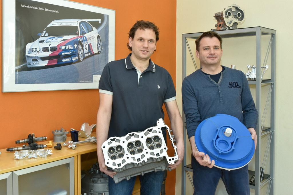 Innovative Motorentechnologie aus dem Tennengau der Firma RWT Hornegger & Thor G..