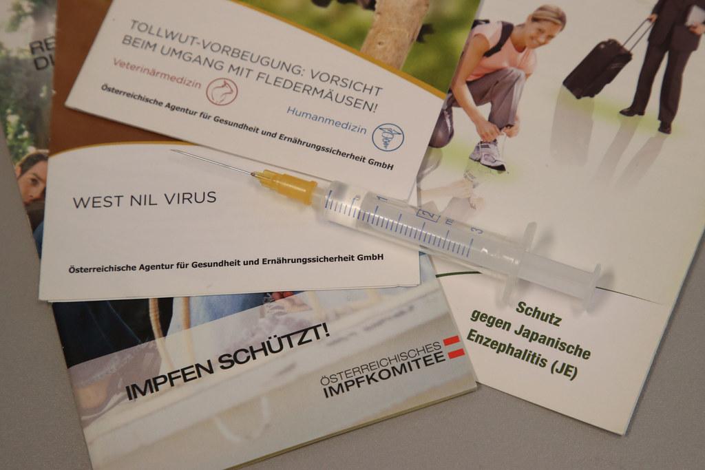 Bei der Reisevorbereitung rechtzeitig an den Impfschutz denken