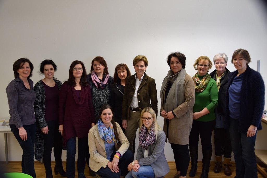 Diskussionsveranstaltung des Lungauer Frauennetzwerks.