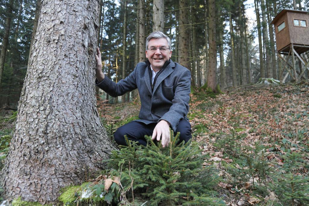 Initiator der Aktion Landesrat Josef Schwaiger