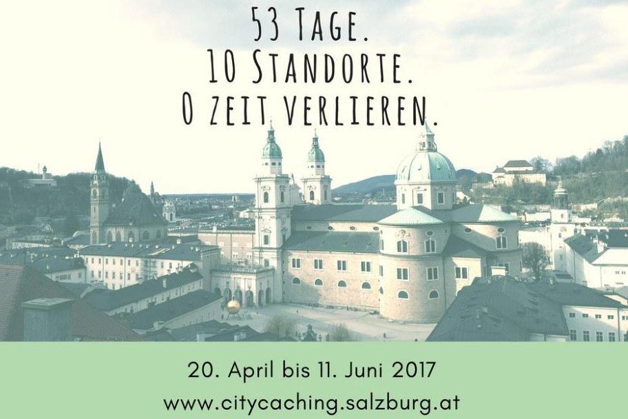 City Caching Salzburg