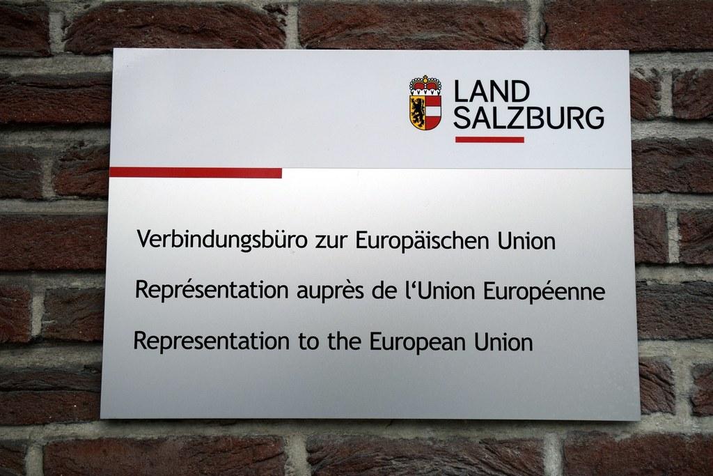 25 Jahre Verbindungsbüro Brüssel
