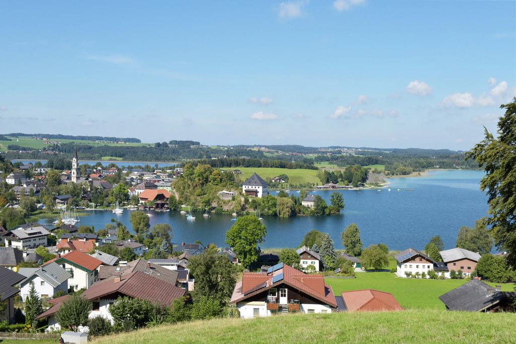 Das Salzburger Seenland ist eine der Regionen, für die das Sonderimpulsprogramm ..