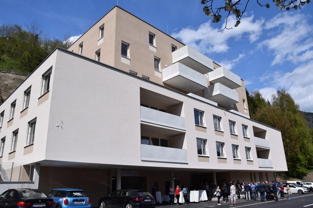 Provinzenz-Wohnhaus in Schwarzach offiziell übergeben