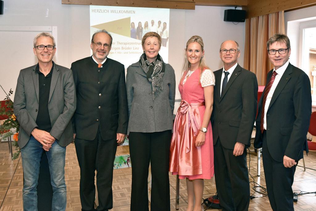 Daniel Holzinger, Johannes Fellinger, Christiane Hofinger, Bettina Drachgschwand..