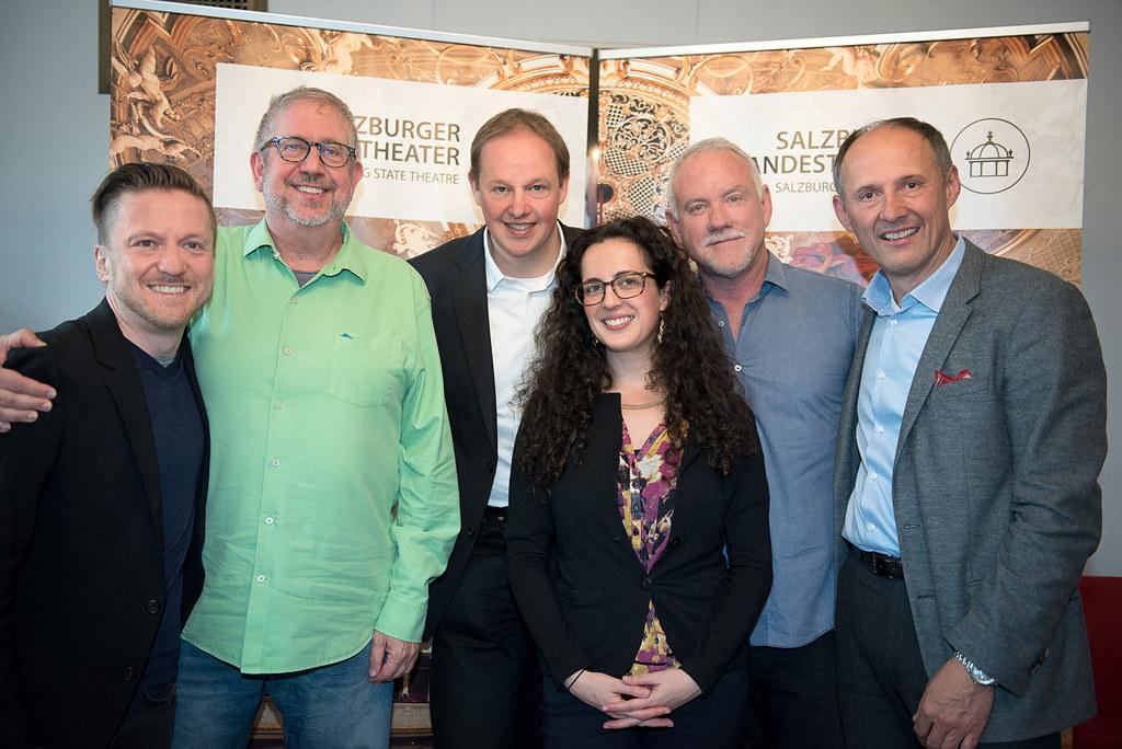 Andreas Gergen ,Richard Kraft, Carl Philip von Maldeghem, Hannah Friedman, John ..