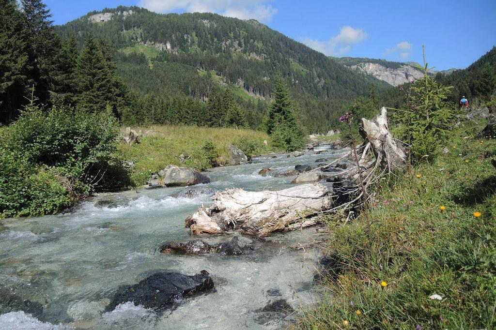 Die Berg- und Naturwacht schaut auf Salzburgs Naturschätze wie die Lonka im Lung..