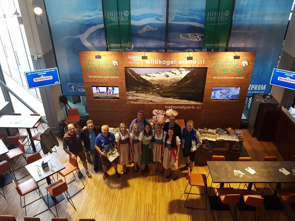 Die Ferienregion Nationalpark Hohe Tauern präsentierte sich anlässlich des Hohe ..
