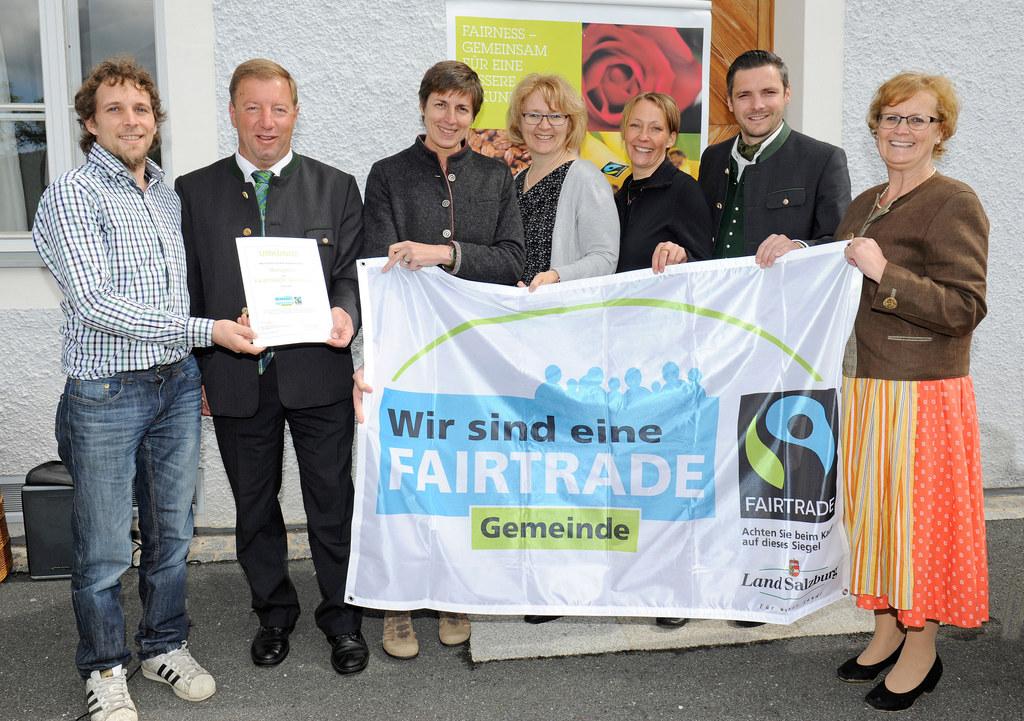 Georg Macheiner (Regionalverband Lungau), Bürgermeister Franz Doppler, LH-Stv. A..