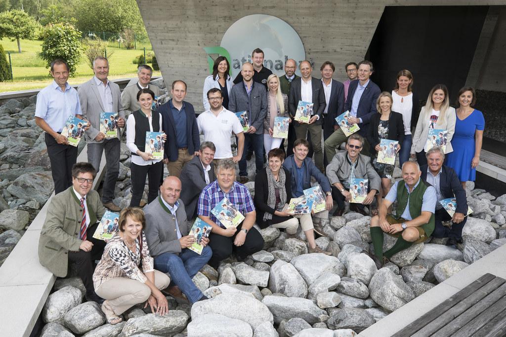 Die Gesellschafter der Ferienregion Nationalpark Hohe Tauern GmbH beschlossen he..