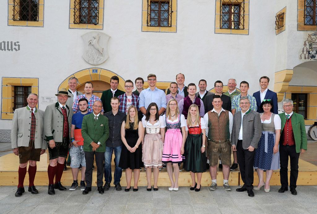 Lehrlings Auszeichnung in Tamsweg