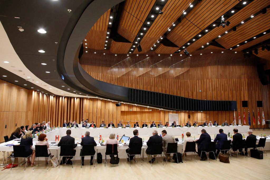 Gemeinsame Landtagspräsidentenkonferenz in Vorarlberg.