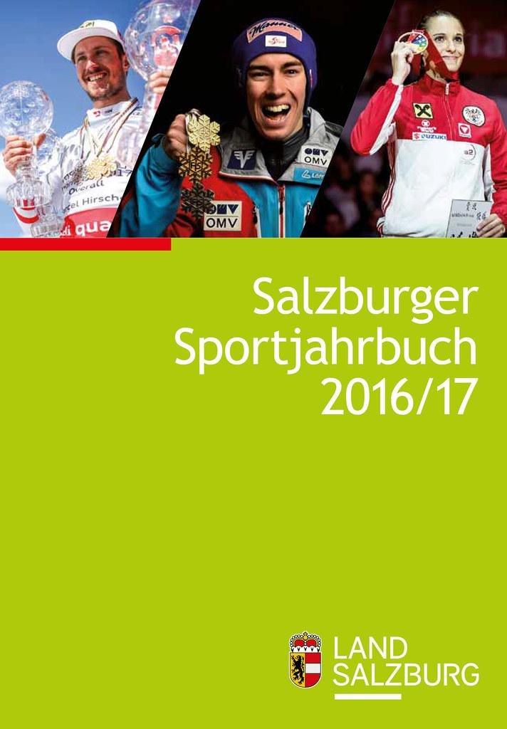 Das Sportjahrbuch 2016/2017 ist ab sofort erhältlich.
