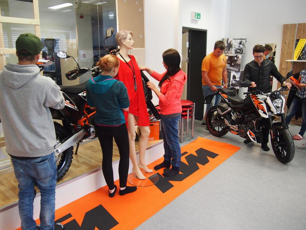 Das schuleigene Einkaufszentrum an der Landesberufsschule Tamsweg sorgt für eine..