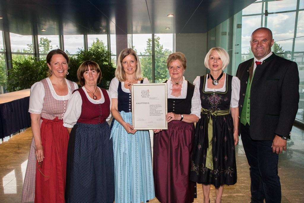 Lucia Luidold, Katharina Seyfriedsberger, Eva Veichtlbauer, Christine Hochwimmer..