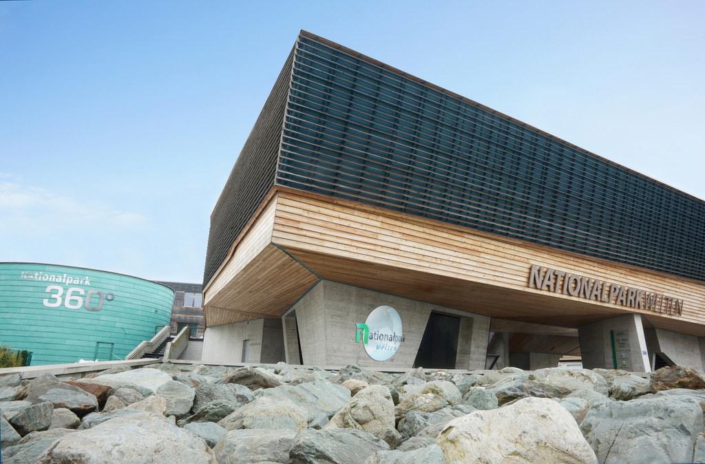 Das Nationalparkzentrum Hohe Tauern in Mittersill feiert den zehnten